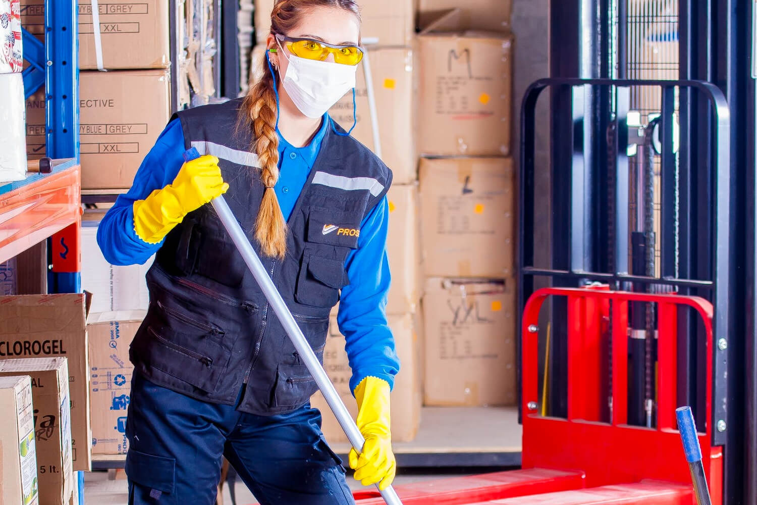 How to Inspect Office Cleaning Work and ensure Service Quality