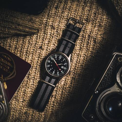 Timex MK1 Steel Chronograph 42mm Watch Review